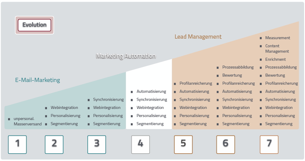 E-mail marketing software Evalanche with marketing automation and integrated lead management solution