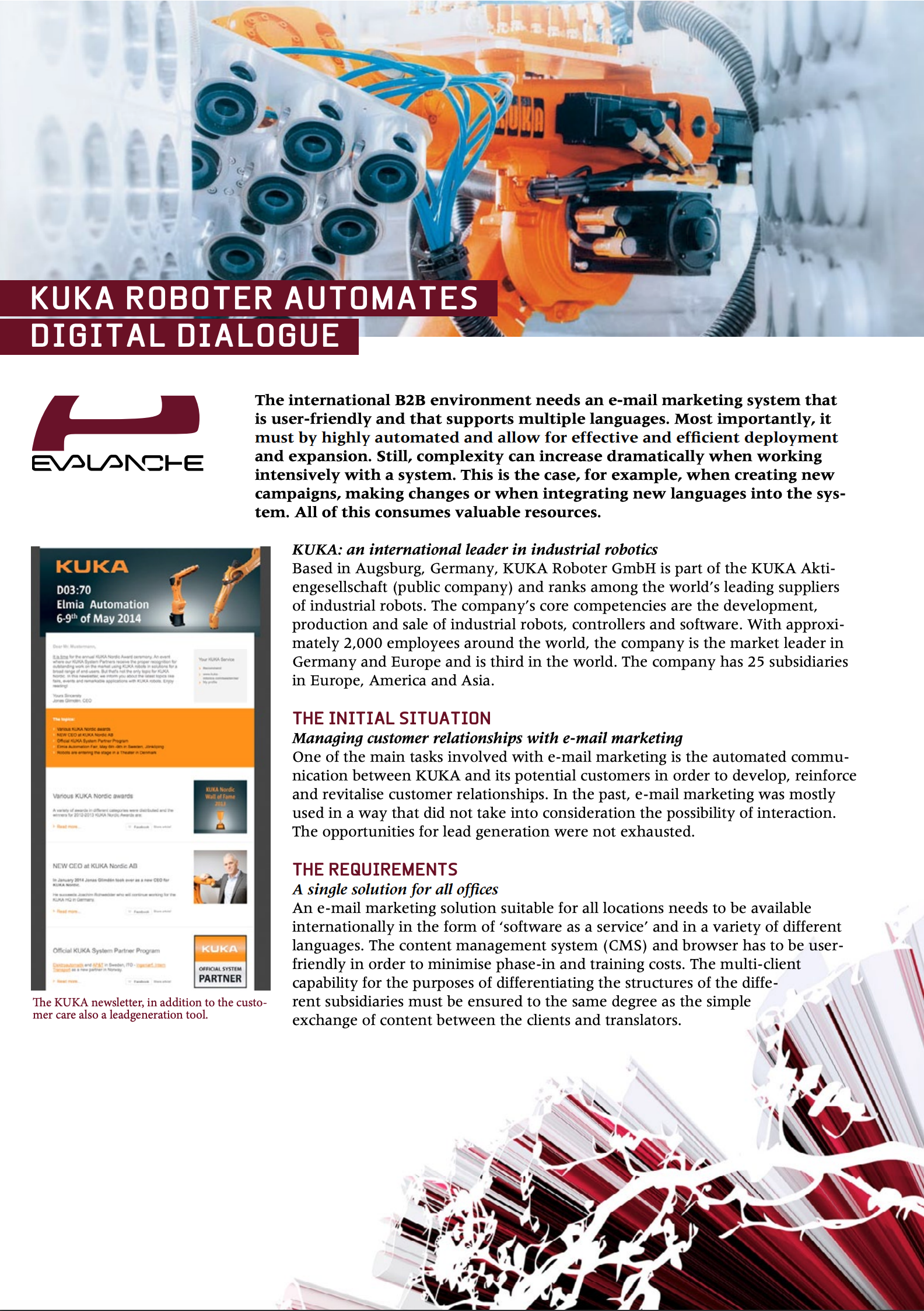 SC-Networks: Use Case Kuka English